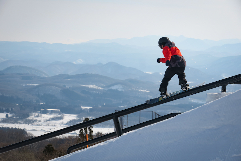 星野 ALTS 磐梯滑雪場雪道介紹