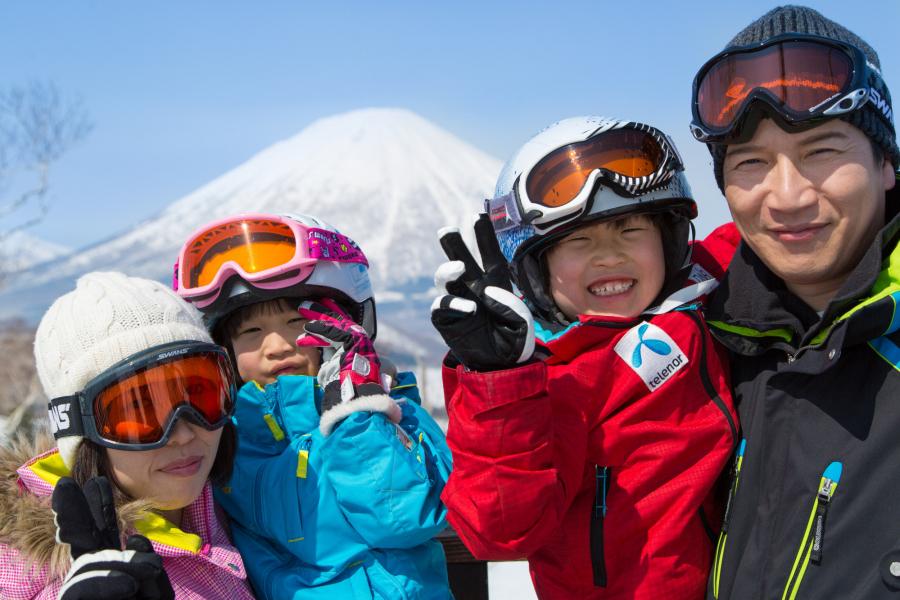 留壽都滑雪場裝備租賃方式